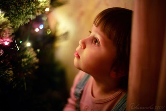 Картинки дети ждут нового года
